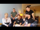 Hollywood Tramp: Tokio Hotel Interview Preview - 25.08.2017