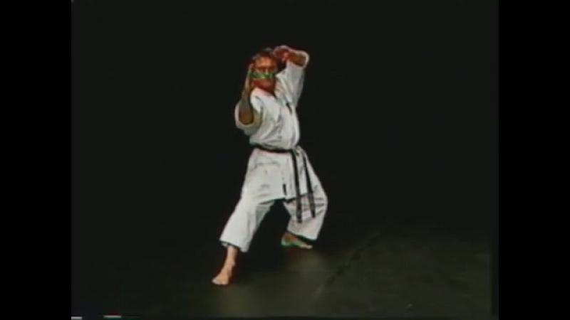 Kata Heian Yondan - Michael Milon