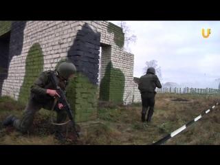 UTV. Под Уфой бойцы спецназа бились за краповой берет