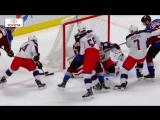Колорадо Эвеланш 2 : 0 Коламбус Блю Джекетс. Обзор(Хоккей. НХЛ 5.01.2017)