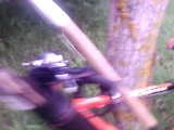 велосипед лучника