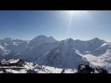 Эльбрус-жто моя любовь 😍 с первого взгляда и вдоха высота 3847м.