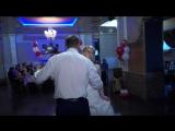 Танец Молодожен. Живой вокал ( АНДРЕЙ + ЯНА )