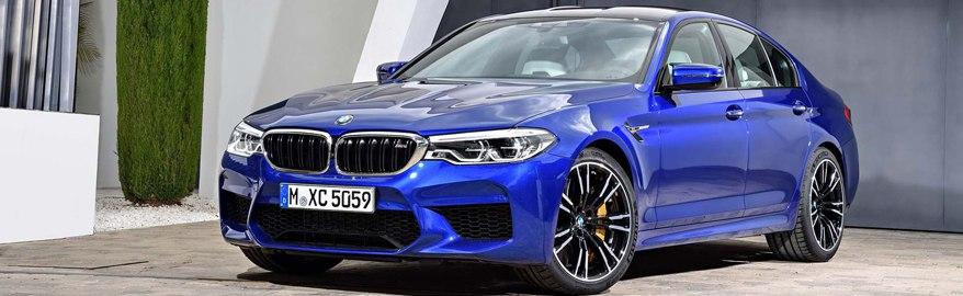 Тест-драйв и обзор — новой BMW M5 F90