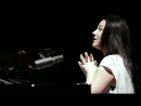 Amy Lee from Evanescence live at Steinway Hall in NYC