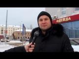 Опрос граждан и поздравление Владимира Вольфовича Жириновского с началом избирательной компании в президенты России.
