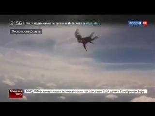 Бойцы Росгвардии осваивают парашютные инновации
