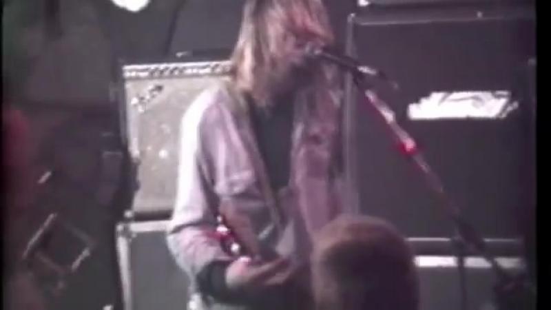Nirvana - Live at Kapu (1989)