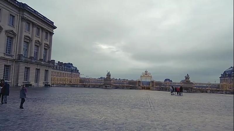 Версаль. Париж 2018