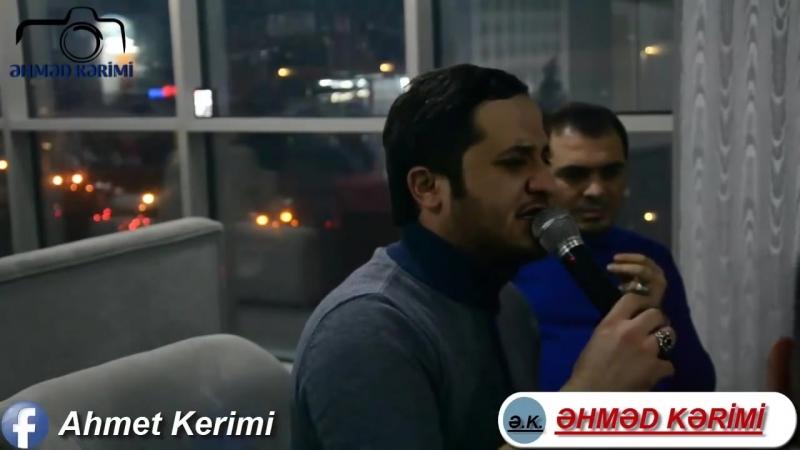 Orxan Lokbatanli Ahuzar Icinde Tam ferqli Ilqar Imislinin ad gunu 2018