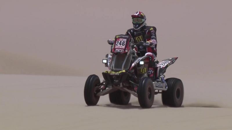 Dakar 2018 Stage02 Feed Unil Am Sud
