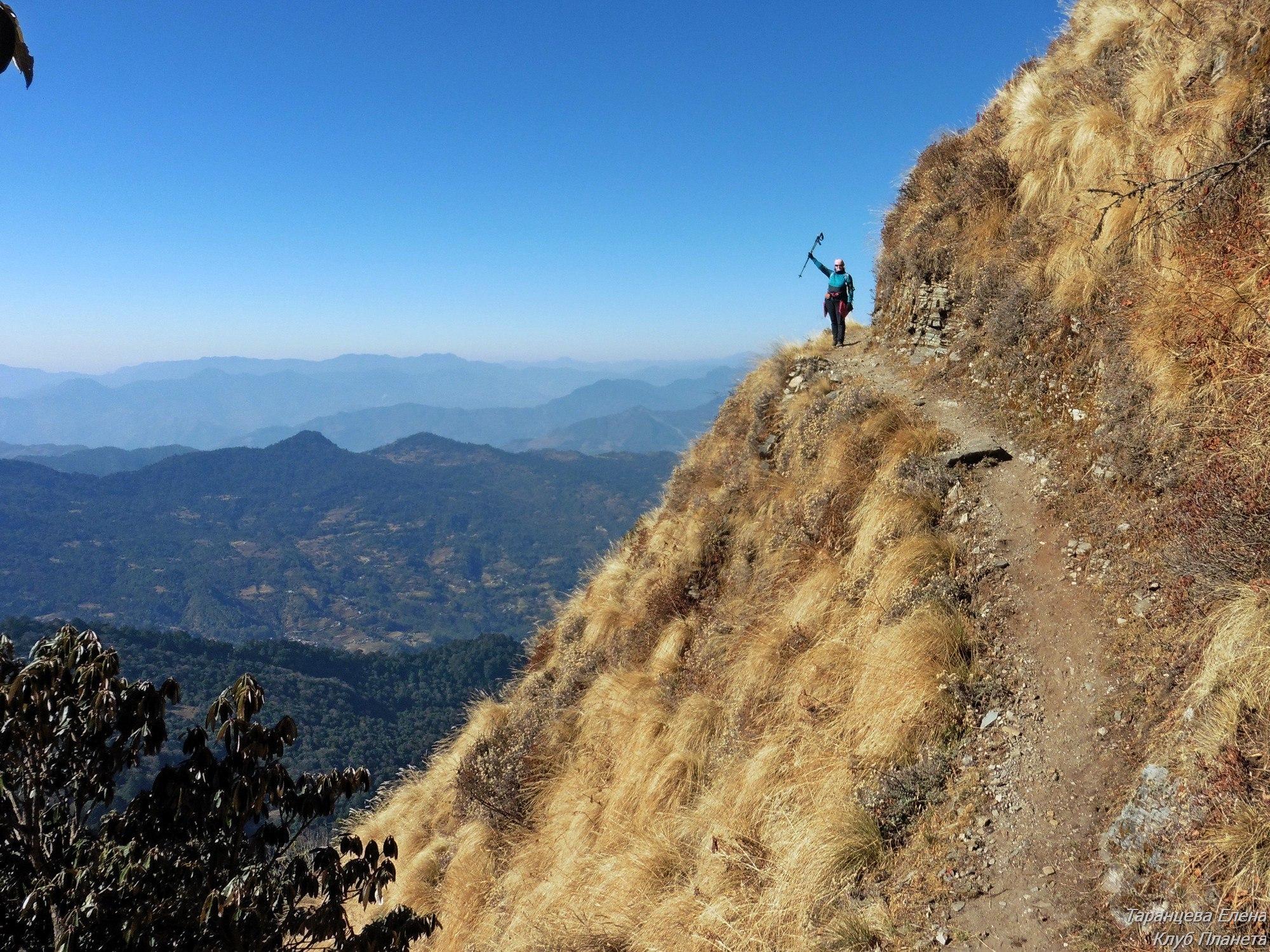Путевые записки из Непала! Новогодними тропами Аннапурны!