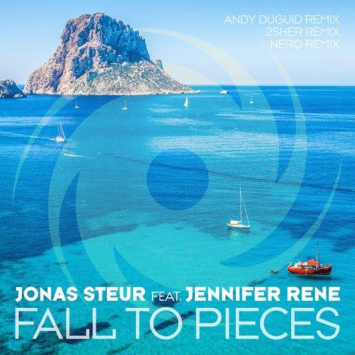 Jonas Steur альбом Fall to Pieces (Remixes)