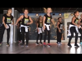 Cant stop the feeling - Justin Timberlake - Easy kids dance choreography