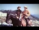 Верная Рука - друг индейцев ФРГ, 1965 вестерн про Виннету, советская прокатная копия 2 выпуска 1985 года