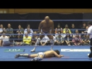 Jun Akiyama c vs. Minoru Tanaka AJPW - Royal Road Tournament 2017 - Day 4
