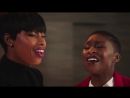 Cynthia Erivo Jennifer Hudson The Color Purple promo