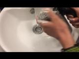 Как с помощью зубной пасты SPLAT CHILI очистить  легендарную кофеварку Bialetti?