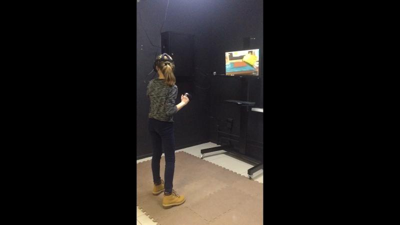 Виртуальная реальность Гарнизонный 3