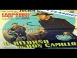 Il ritorno di Don Camillo 1953 Julien Duvivier -- Fernandel, Gino Cervi,