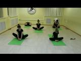 Видео-урок (I-семестр: декабрь 2017г.) - филиал Центральный, группа 8-16 лет, Спортивный танец