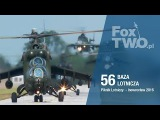 Mi-24 Spectacular landing - 56BL, Polish Army Aviation - Inowroclaw, Poland