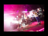 GUSLI (Guf &amp Slim) - Домашняя (ft. Rigos) Космонавт 24.12.2017 Live