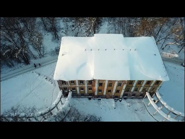 Очередные съёмки в Балашихе, 23.02.2018г.