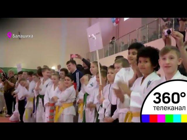 В Балашихе прошел чемпионат Московской области по тхэквондо