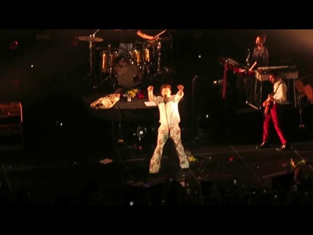 """""""Kiwi"""" - Harry Styles LIVE On Tour San Francisco"""