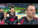 Wheelchair Rugby Great Britain vs Canada Preliminary Rio 2016 Paralympic Games