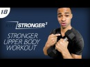 45 Min. STRONGER: Calisthenics Strength Arms | HIIT/STRONGER 03: Day 18