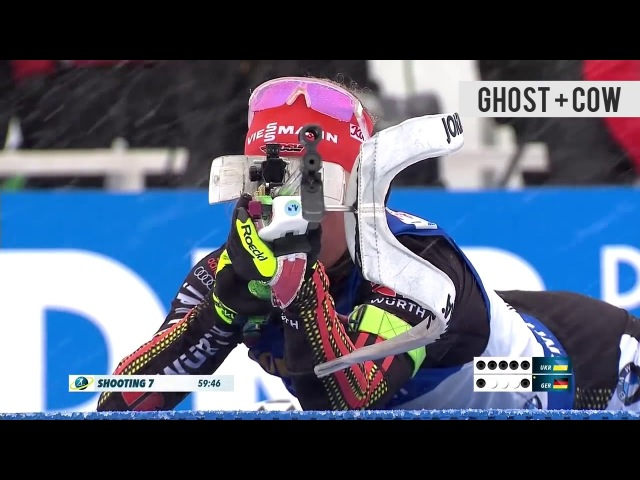 2018 FART WINTER OLYMPICS - Laura Dahlmeier's sharp farting wins Germany Gold for the Biathlon