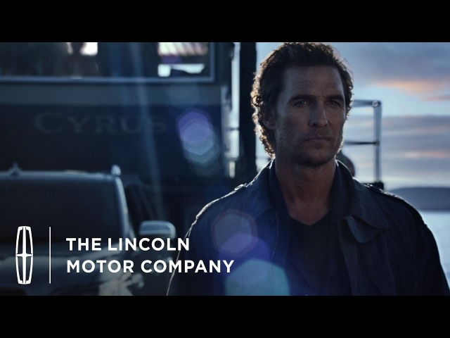2018 Lincoln Navigator: Uncharted Waters (Official Commercial)   Lincoln