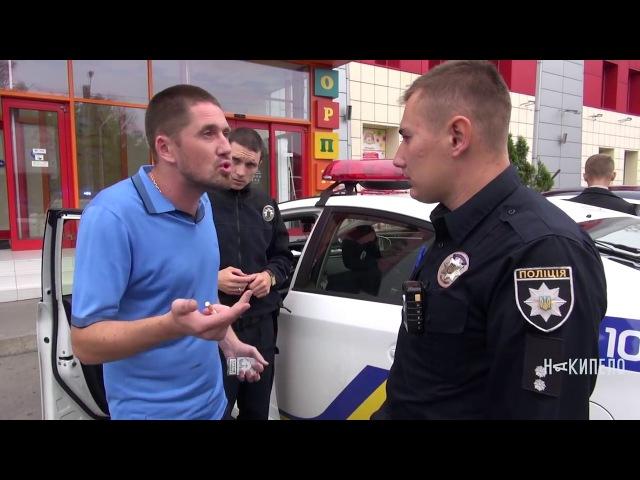 Блатной пьяный водитель Rolls Royce а против полиции