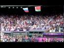 Падение флага США на Олимпиаде в Лондоне