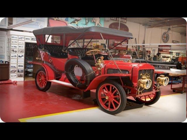 1907 White Steam Car, 30 Hp - Jay Lenos Garage