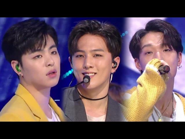 《EMOTIONAL》 iKON 아이콘 LOVE SCENARIO 사랑을 했다 @인기가요 Inkigayo 20180225