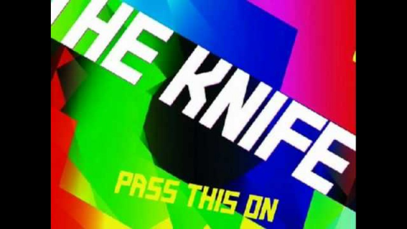 The Knife - Pass This On (Original) (2003) (Vinyl-RiP)