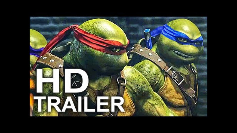 INJUSTICE 2 Teenage Mutant Ninja Turtles Trailer Fighter Pack 3 (2017) PS4/Xbox One