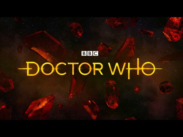 The NEW Doctor Who Logo | Doctor Who | BBC/Доктор Кто, новый логотип