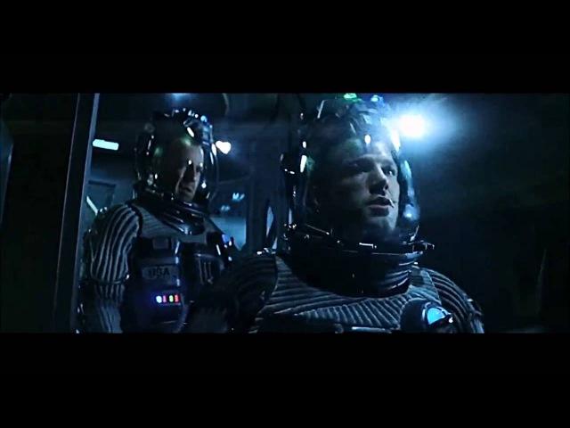 ARMAGEDDON [1998] Scene: