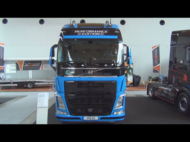 Volvo FH 540 I Shift Dual Clutch 4x2 SZM Performance Edition Tractor 2018 Exterior and Interior