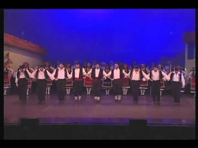 La Troupe Folklorique Grecque Syrtaki - Tsestos