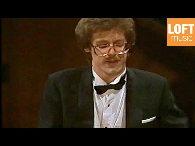 Stanislav Bunin: Poulenc - Toccata