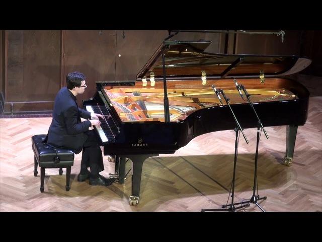 Alexander Kobrin: Schubert - Impromptu No.3 in G flat major, Op.90 D.899