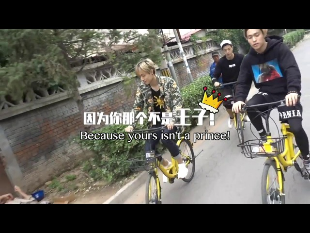 [ENG SUB] 30 Minutes after Breakfast with BC221 (Yue Yue, Bu Fan, Mu Ziyang, Ling Chao)