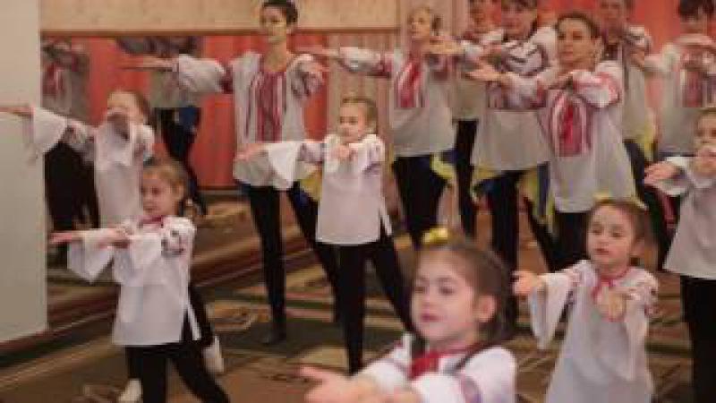 ФЛЕШМОБ ДНЗ № 2 м.Могилів-ПодільськийМи діти України