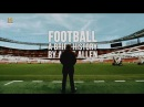 Футбол Краткая история от Альфи Аллена 2 серия 2017 History Channel HD