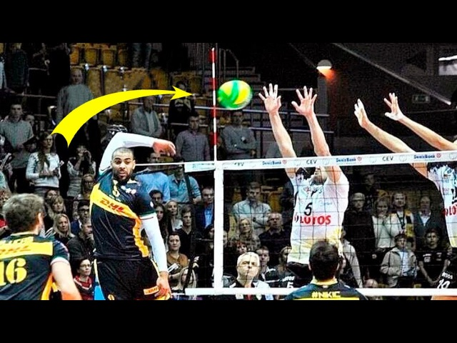 Earvin N'Gapeth Career Highlights | The Most Creative Volleyball Player In The World
